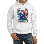 Markovich Family Crest Hooded Sweatshirt