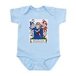 Markovich Family Crest Infant Creeper