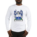 Martynov Family Crest Long Sleeve T-Shirt