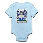 Martynov Family Crest Infant Creeper