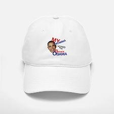 my momma voted for Barack Obama Baseball Baseball Cap