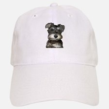 Miniature Schnauzer Baseball Baseball Cap