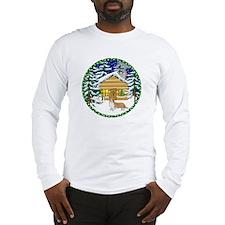 Old Fashioned Welsh Corgi Long Sleeve T-Shirt