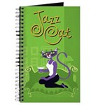 Jazz Cat! Journal