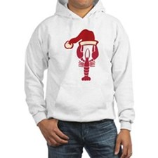 Holiday Lobster Hoodie