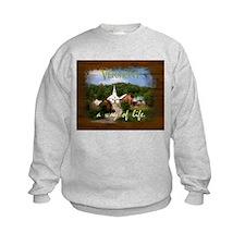 Vermont A Way of Life Sweatshirt