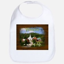 Vermont A Way of Life Bib