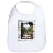 Vermont is for Lovers Bib