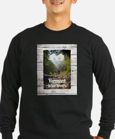 Vermont is for Lovers T