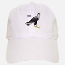 Crested Caracara Bird Baseball Baseball Cap