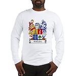 Mikulin Family Crest Long Sleeve T-Shirt