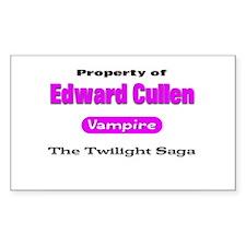 Pink Twilight Shirts Rectangle Decal