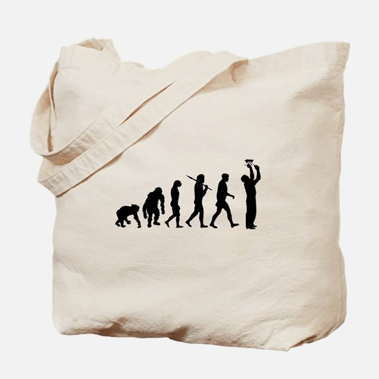 Electrician Sparky Electricity Tote Bag