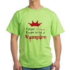 Want to be a Vampire T-Shirt