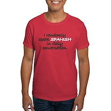 Random Spanish T-Shirt