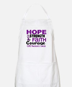 HOPE Pancreatic Cancer 3 BBQ Apron