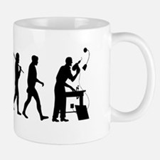 Handyman Evolution Mug