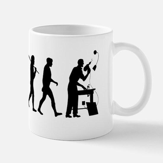 Handyman Evolution Mug