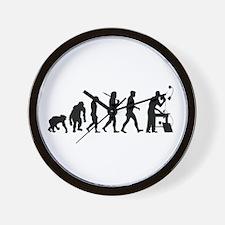 Handyman Evolution Wall Clock