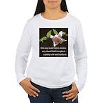 Zen Reverence Women's Long Sleeve T-Shirt
