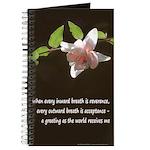 Zen Reverence Journal