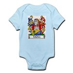 Mishin Family Crest Infant Creeper