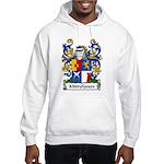 Mitrofanov Family Crest Hooded Sweatshirt