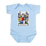Mitrofanov Family Crest Infant Creeper