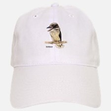 Kookaburra Australian Bird Baseball Baseball Cap