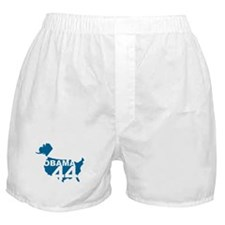Retro Obama 44 Boxer Shorts