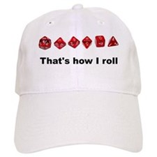 That's How I Roll Baseball Cap