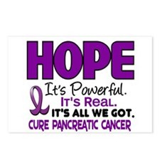 HOPE Pancreatic Cancer 1 Postcards (Package of 8)