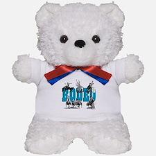 Rodeo Teddy Bear