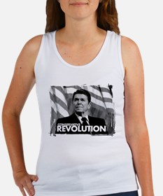 conservative revolution Women's Tank Top