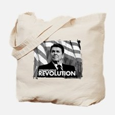 conservative revolution Tote Bag