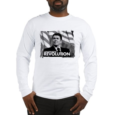 conservative revolution Long Sleeve T-Shirt