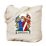 Molchanov Family Crest Tote Bag