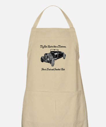 BBQ Apron-Hot Rod Mistress