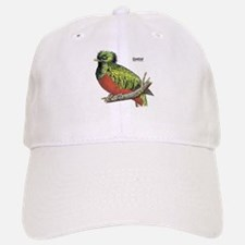 Quetzal Rain Forest Bird Baseball Baseball Cap