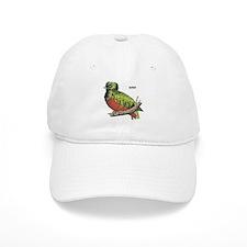 Quetzal Rain Forest Bird Baseball Cap