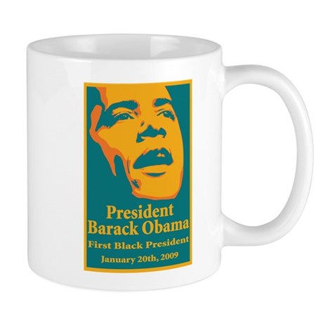 President Barack Obama Mug