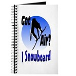 I Snowboard Journal