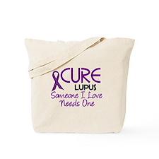 CURE Lupus 2 Tote Bag