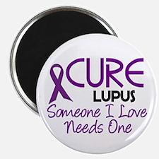 "CURE Lupus 2 2.25"" Magnet (100 pack)"