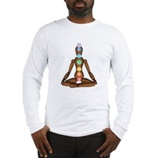 Chakras Long Sleeve T-Shirt