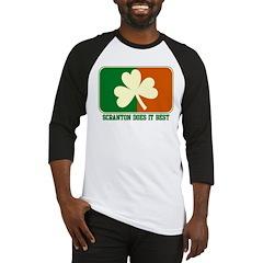 Luck of The Irish Baseball Jersey