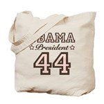 President Obama 44 Tote Bag