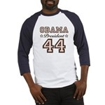 President Obama 44 Baseball Jersey