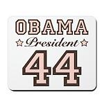 President Obama 44 Mousepad