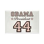 President Obama 44 Rectangle Magnet (100 pack)